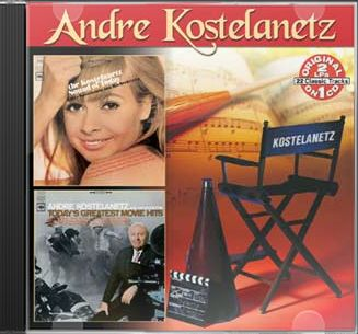 The Kostelanetz Sound of Today / Today's Greatest