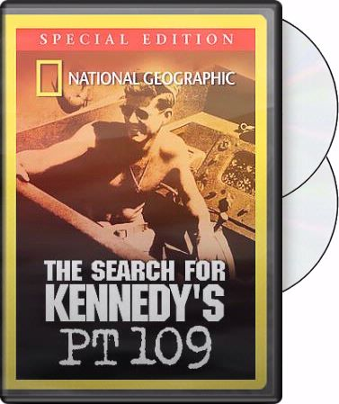 Search for Kennedy's PT 109 (2-DVD)