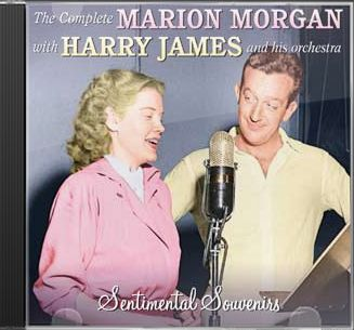 Complete Marion Morgan With Harry James & His
