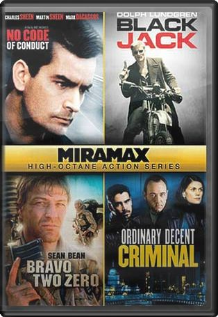 Miramax High-Octane Action Series: No Code of