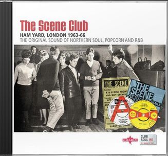 The Scene Club: Ham Yard, London 1963-1966: It's