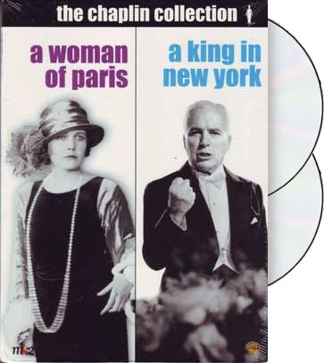 Chaplin Collection: A Woman of Paris / A King in