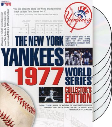 New York Yankees 1977 World Series Collector's