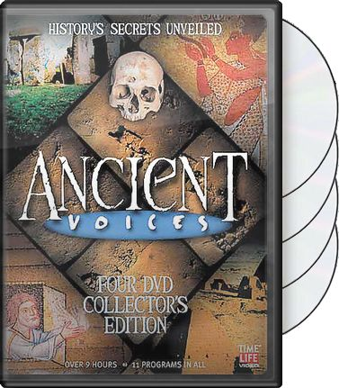 Ancient Voices (4-DVD)