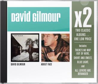 David Gilmour / About Face (2-CD Box Set)