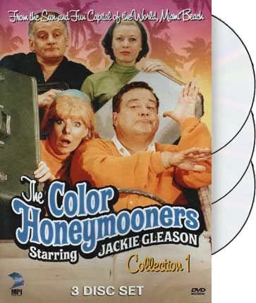 Honeymooners - Color Honeymooners: Collection 1