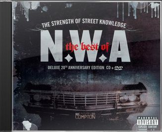 The Best of N.W.A. [CD / DVD] (2-CD)