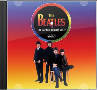 The Capitol Albums, Volume 2 (4-CD Box Set)