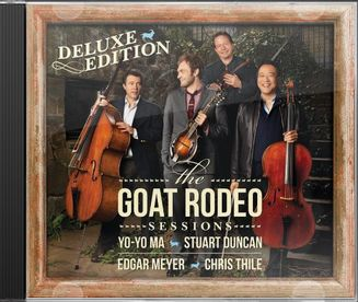 The Goat Rodeo Sessions (CD + DVD)