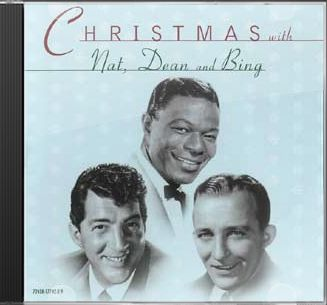 """Christmas With Bing Crosby, Nat """"King"""" Cole & Dean Martin CD (2005) - EMI Special Products ..."""