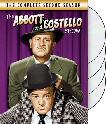 The Abbott & Costello Show - Complete 2nd Season