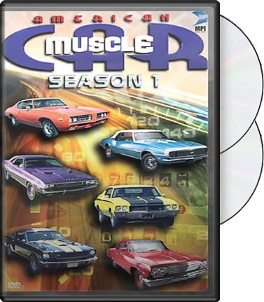 Cars - American Muscle Car: Season 1 (2-DVD)