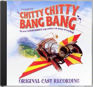 Chitty Chitty Bang Bang [Original Cast Recording]