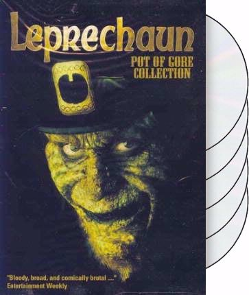 Leprechaun- Pot of Gore Collection 5-Pack