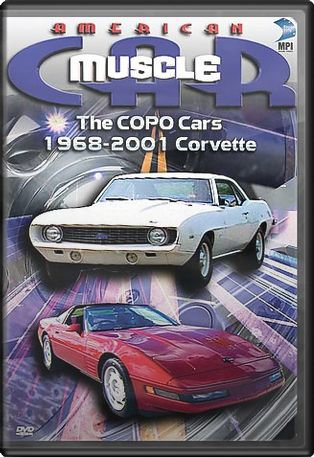 Cars - American Muscle Car: The Copo Cars