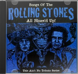 Various - All Blues'd Up! Songs Of The Rolling Stones