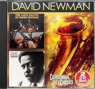 The Many Facets of David Newman / Heads Up (2-CD)
