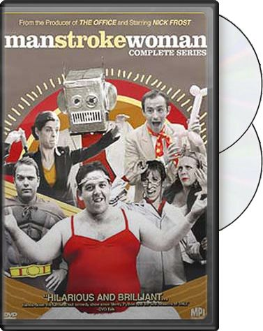 Man Stroke Woman - Complete Series (2-DVD)