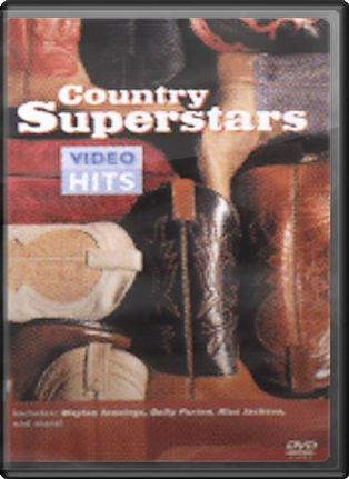 Country Superstars - Video Hits