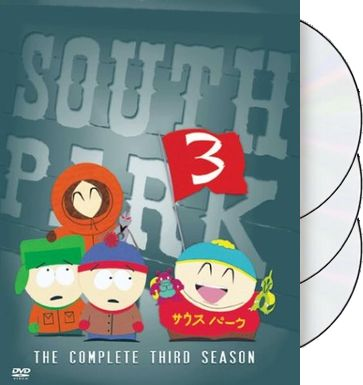 Complete Season 3 (3-DVD)