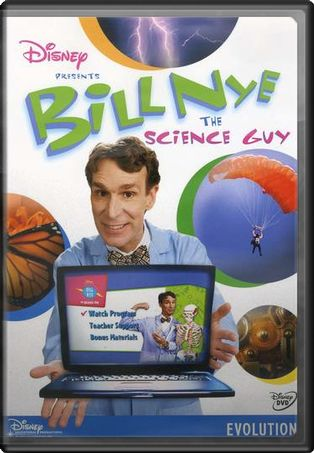 Bill Nye the Science Guy: Evolution