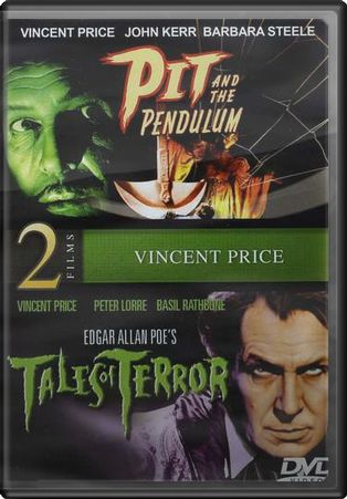 Pit and the Pendulum (1961) / Tales of Terror