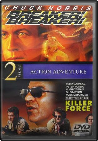 Breaker! Breaker! (1977) / Killer Force (1975)