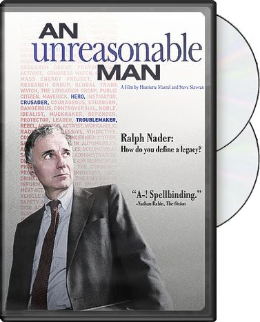 Ralph Nader - An Unreasonable Man (2-DVD)
