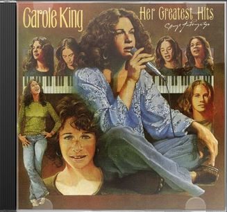 Carole King Her Greatest Hits Songs Of Long Ago Cd