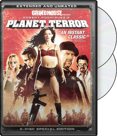Planet Terror (Extended and Unrated Version)