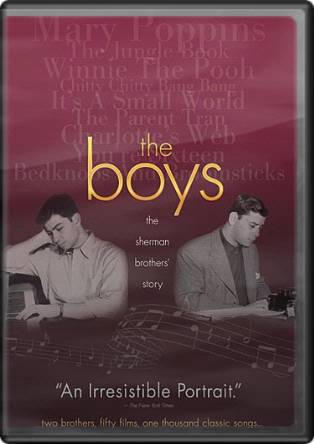 The Sherman Brothers - The Boys: The Sherman