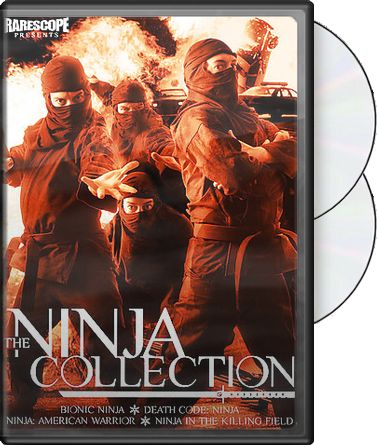Rarescope - The Ninja Collection (2-DVD)