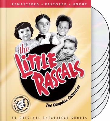 The Little Rascals - Complete Collection (8-DVD)