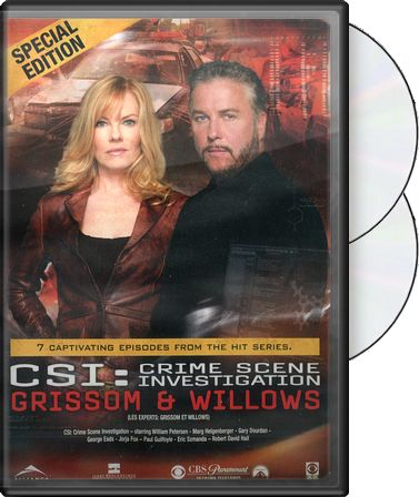 Grissom & Willows (2-DVD)
