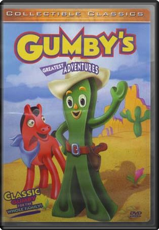 Gumby: Greatest Adventures