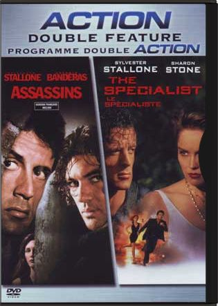 Assassins / The Specialist (Full Screen)
