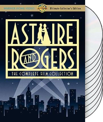 Astaire & Rogers Ultimate Collector's Edition