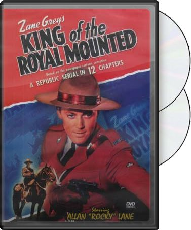 King of the Royal Mounted (2-DVD)