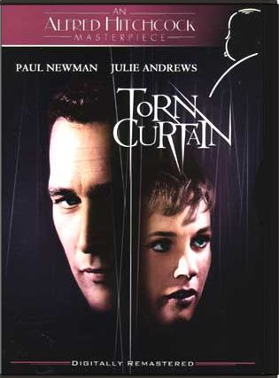 Torn curtain dvd 1966 directed by alfred hitchcock starring paul