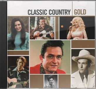 Classic Country Gold (2-CD)