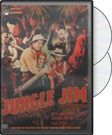 Jungle Jim (2-DVD)
