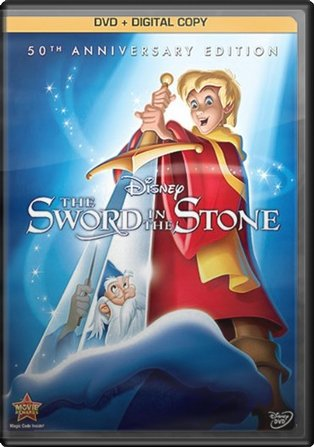 The Sword in the Stone (50th Anniversary Edition)