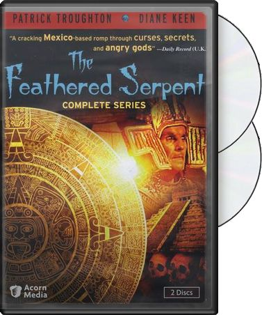 The Feathered Serpent - Complete Series (2-DVD)