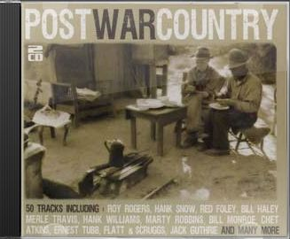 Post War Country (2-CD)