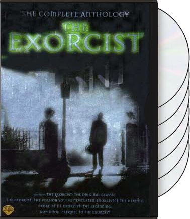 The Exorcist: The Complete Anthology (6-DVD)