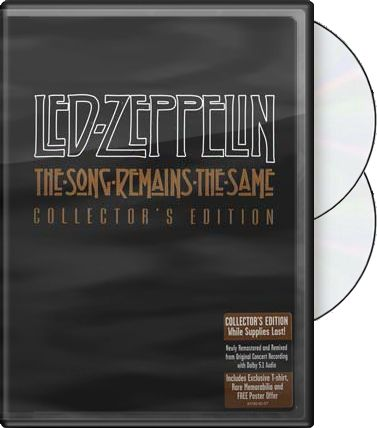 Song Remains the Same (Collector's Edition)