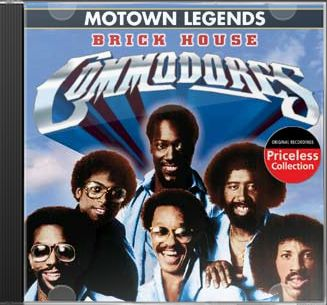 Motown Legends: Brick House