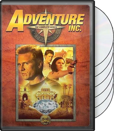 Adventure Inc. - Complete Series (6-DVD)