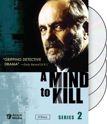 A Mind to Kill - Complete 2nd Series (3-DVD)
