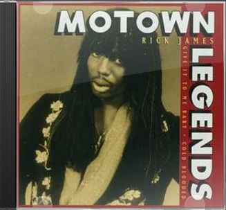 Motown Legends: Give It to Me Baby